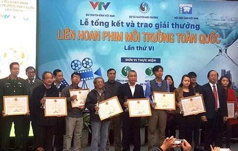 21 prix accordés au Festival national du film sur l'environnement