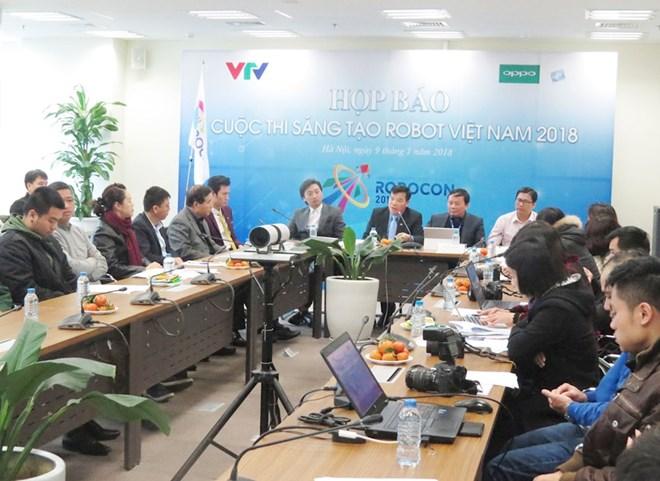 La finale du concours ABU Robocon 2018 sera organisée au Vietnam