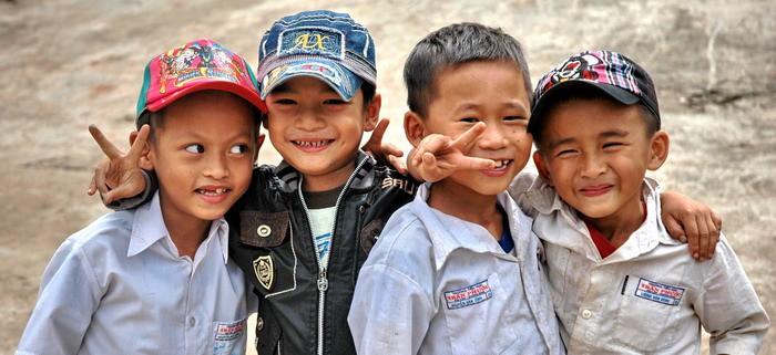 Vietnam, 5e pays le plus heureux du monde