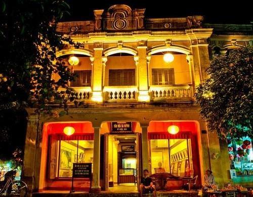 Le musée de la culture Sa Huynh à Hôi An