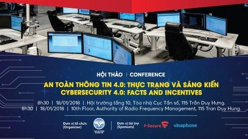 Conférence sur la cybersécurité à Hanoi