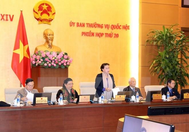 Ouverture de la 20e session du Comité permanent de l'AN