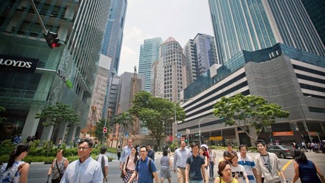L'économie singapourienne maintient une forte croissance économique