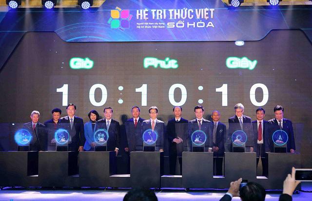 Lancement du système de connaissances numériques du Vietnam