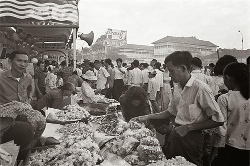 Le Têt des Saïgonnais d'autrefois