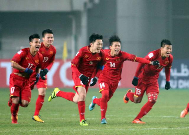 Championnat d'Asie U23 : le Vietnam s'est qualifié pour la demi-finale