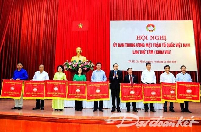 Le Front de la Patrie du Vietnam souligne l