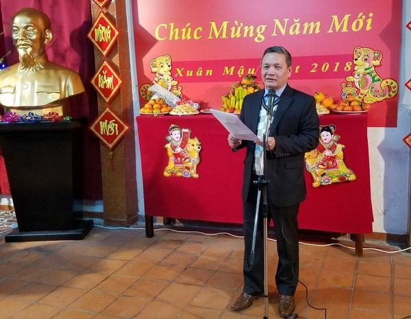Les Vietnamiens en Algérie fêtent le Nouvel An lunaire