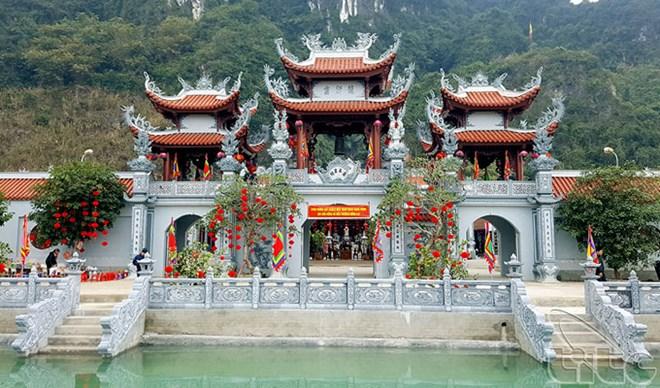 Temple Bong Lai, site du tourisme spirituel qui vaut le détour