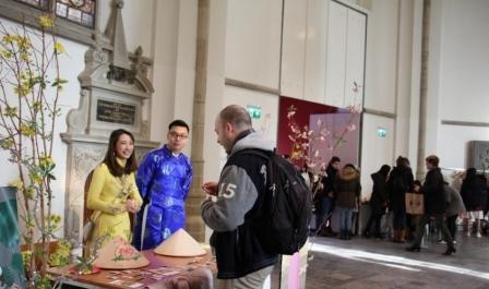 Promotion de la culture vietnamienne aux Pays-Bas