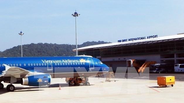 L'aéroport international de Phu Quôc ne cesse de se développer