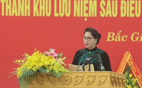 Police: cérémonie des 70 ans du lancement des Six enseignements de l