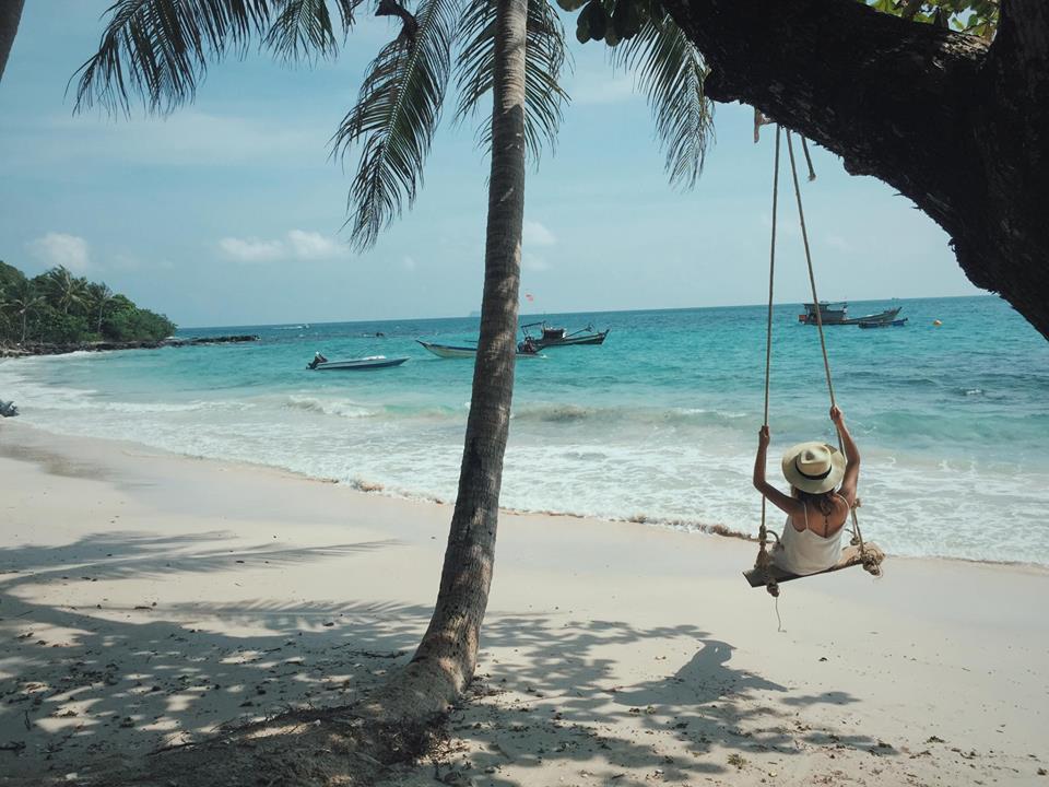 La plage d'An Bàng au Vietnam dans le top 25 des plus belles plages d