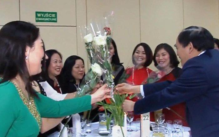 La diaspora vietnamienne en Pologne célèbre le 8 mars