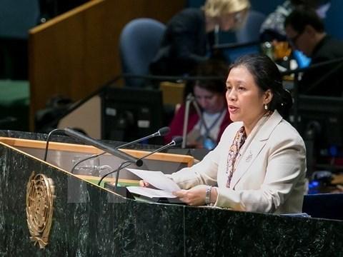 Le Vietnam appelle la réforme des opérations de maintien de la paix