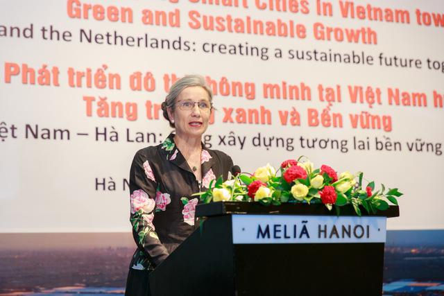 Vietnam - Pays-Bas: coopération dans le développement de villes intelligentes