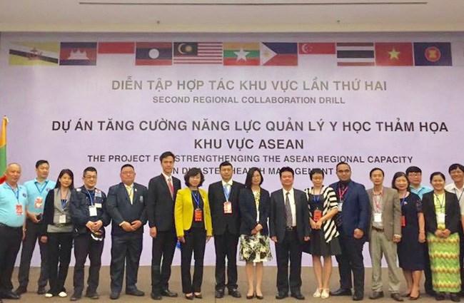 Coopération entre les pays de l'ASEAN dans la réponse aux catastrophes naturelles
