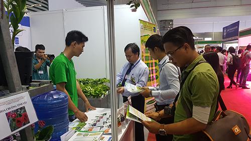 Exposition sur l'horticulture et la floriculture à Hô Chi Minh-Ville