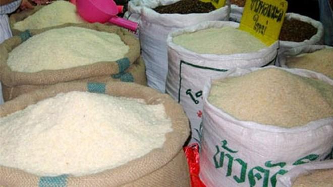 La Thaïlande prévoit une forte baisse des exportations de riz en 2018