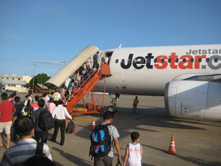 Jetstar Pacific augmente ses vols entre Hô Chi Minh-Ville et Bangkok