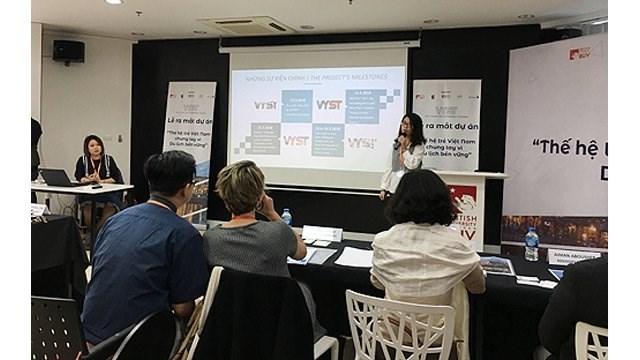 Les jeunes vietnamiennes conjuguent leurs efforts pour le tourisme durable