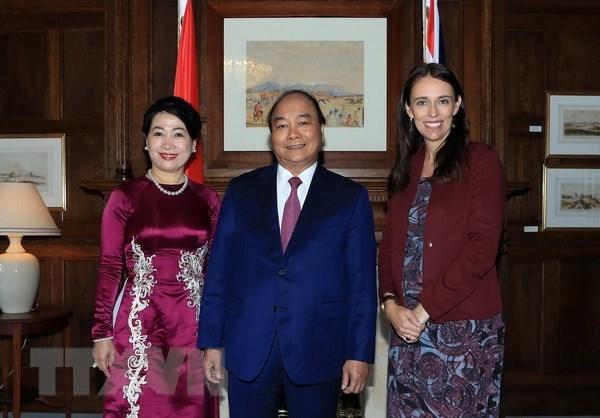 Le Premier ministre termine sa visite officielle en Nouvelle-Zélande et en Australie