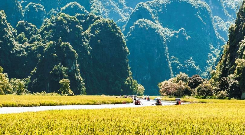 """La Semaine du tourisme de Ninh Binh 2018: """"Couleur d'or à Tam Coc-Trang An"""""""