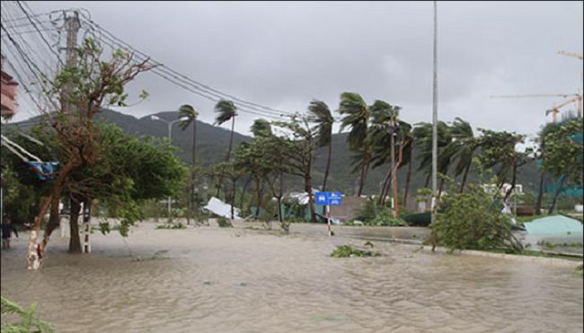 Catastrophes naturelles: plus de 400 morts et 300 ha de terres perdues par an