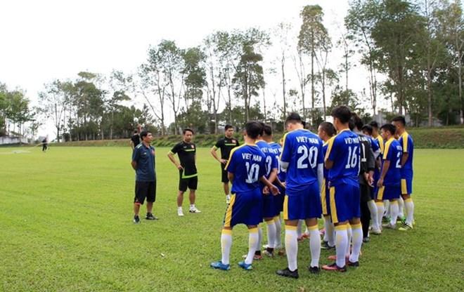 Football: Gia Lai accueillera la Coupe internationale U19