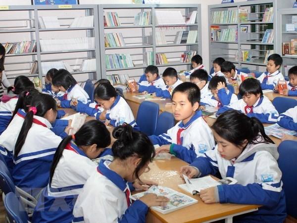 Un projet financé par Singapour pour développer l'habitude de la lecture