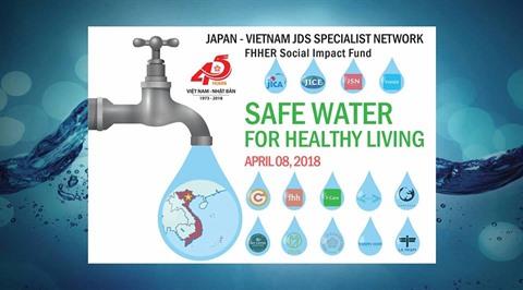 Vietnam - Japon: partage d'expériences en matière d'eau propre
