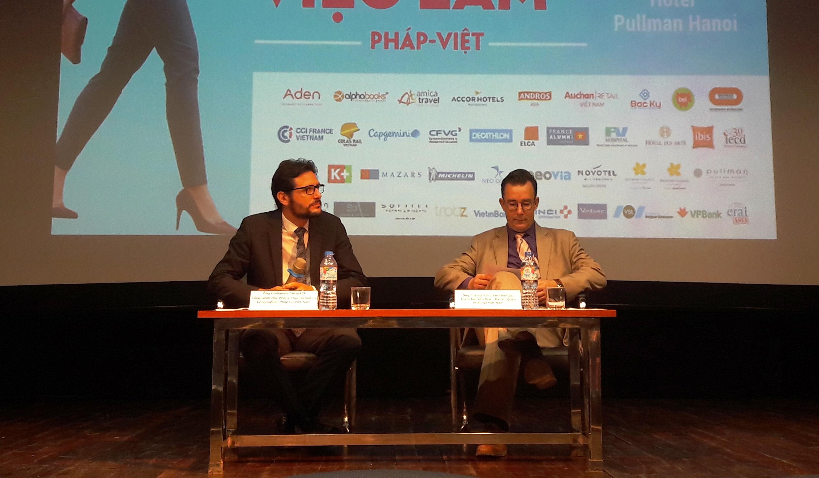 Forum à l'emploi Franco-Vietnamien 2018