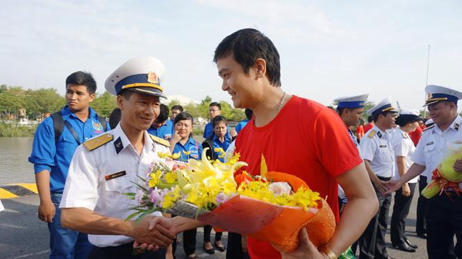 Une mission significative sur l'archipel Truong Sa
