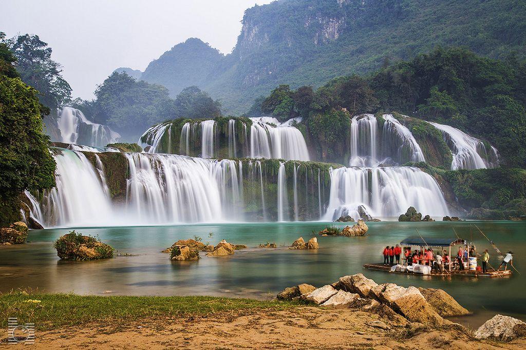Le parc géologique de Cao Bang reconnu par l