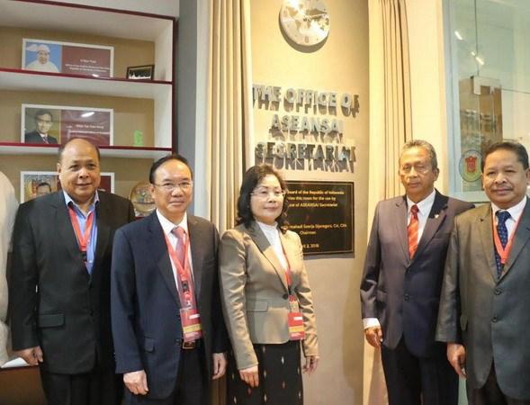 Le Vietnam contribue activement au développement de l