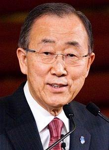 Ban Ki-moon élu président du Forum de Boao pour l