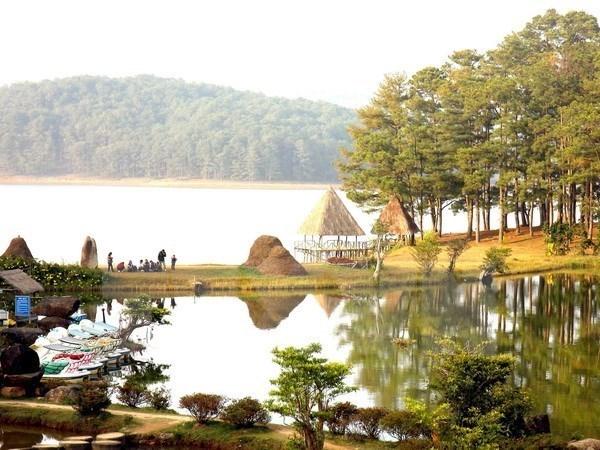 Lam Dong attire 1,6 million de visiteurs au premier trimestre