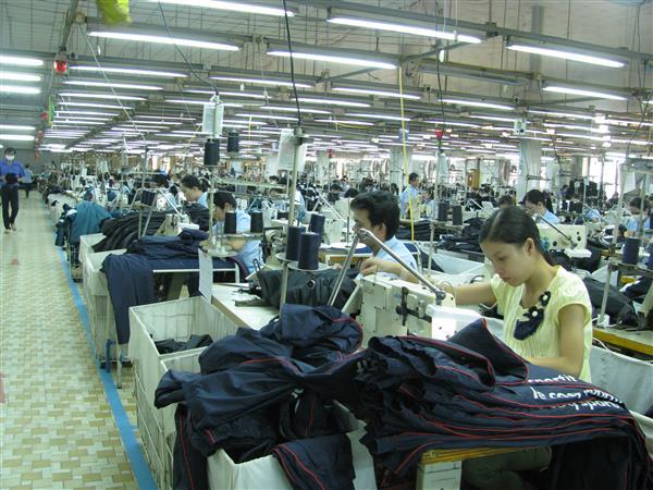 Textile-habillement : 7,62 milliards de dollars d