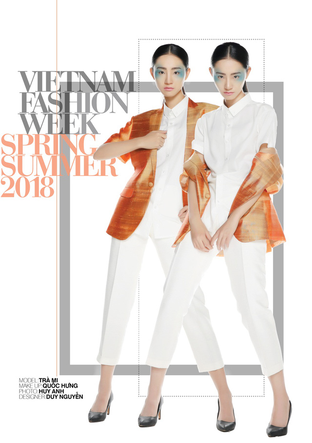 Semaine internationale de la mode printemps-été 2018:  30 grands stylistes réunis