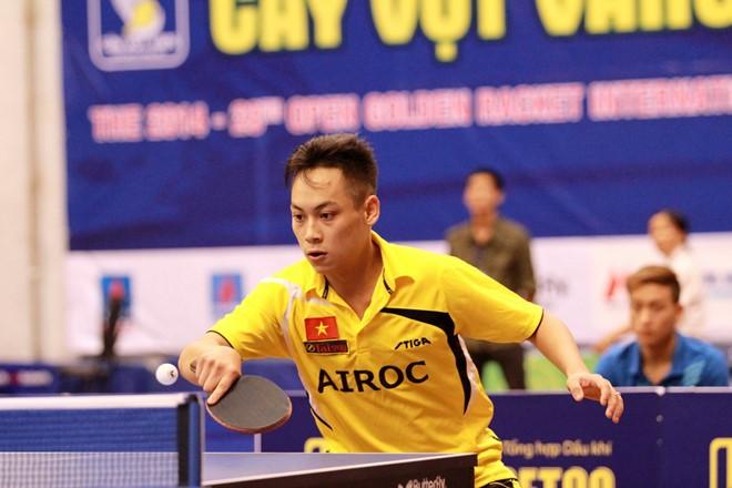"""Hô Chi Minh-Ville: bientôt le tournoi international de ping-pong """"Raquette d"""