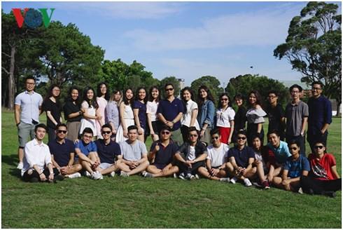 L'Association générale des étudiants vietnamiens en Nouvelle-Galles du Sud voit le jour