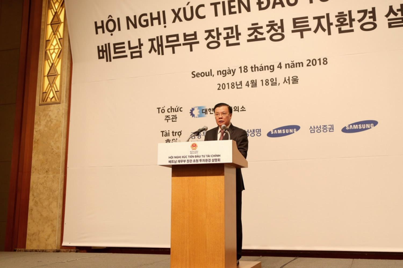 Le Vietnam apprécie des potentiels des investisseurs sud-coréens