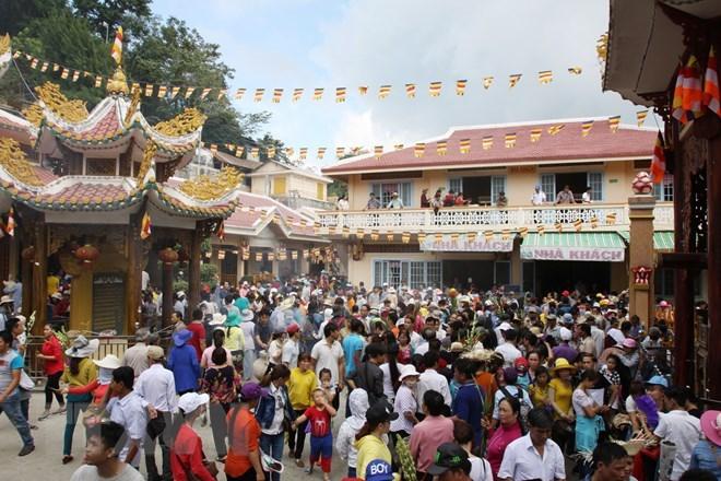 Tay Ninh approuve le plan d'aménagement du site touristique national de Ba Den