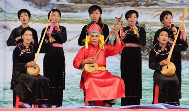 Ha Giang: festival de chant traditionnel Then prévu en mai