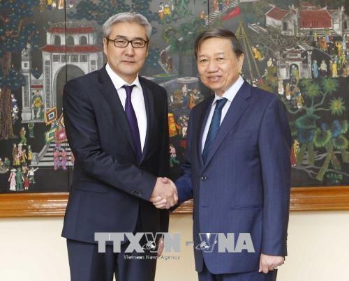 Vietnam et Mongolie coopèrent dans la lutte contre la criminalité