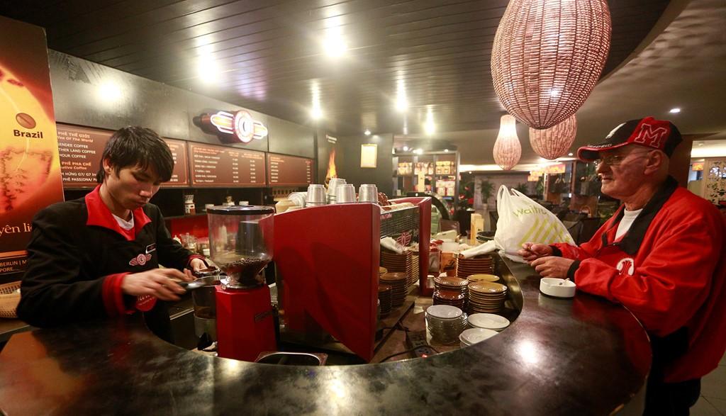 Bientôt le Café Show Vietnam 2018 et le Championnat de préparation du café
