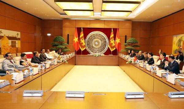 Le Vietnam et le Sri Lanka veulent dynamiser leurs relations
