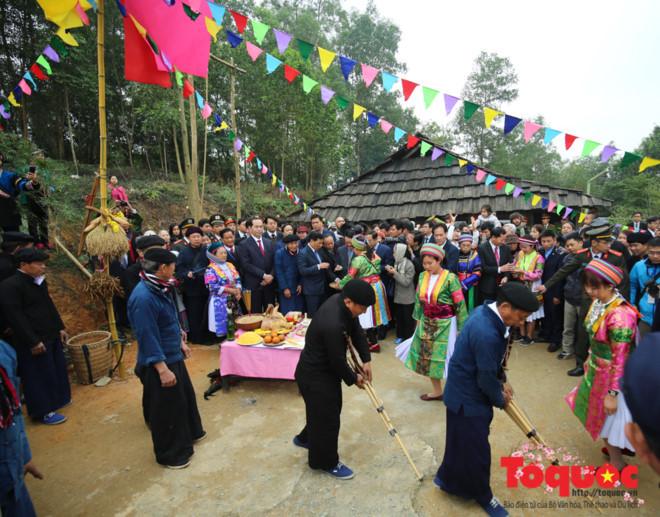 Célébration du 10e anniversaire de la Journée culturelle des ethnies vietnamiennes (19 avril)