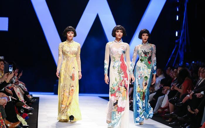 Ouverture de la Semaine de la mode internationale printemps-été 2018