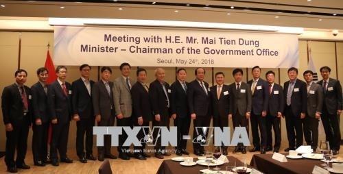 Le Vietnam étudie le modèle de construction de l'e-gouvernement de la R. de Corée
